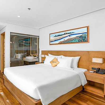 Sala Beach Hotel Đà Nẵng 4 sao 2N1Đ, Miễn phí Buffet sáng.