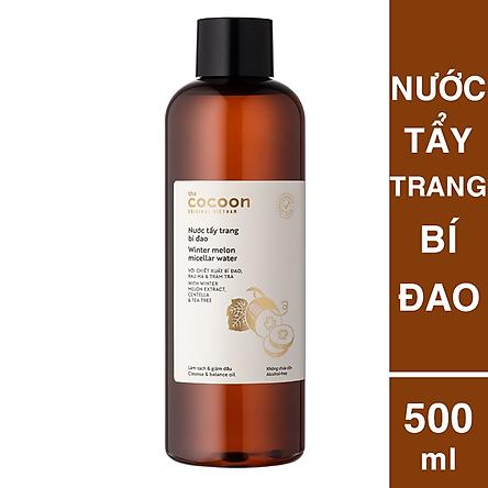 Nước Tẩy Trang Bí Đao Cocoon 500ml