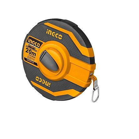 Thước dây sợi thủy tinh (20mx12.5mm) Ingco HFMT8120