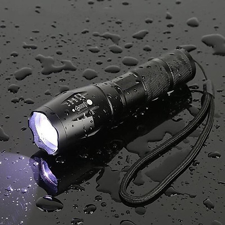 Đèn pin siêu sáng chống nước cao cấp