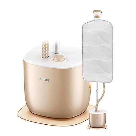 Bàn ủi hơi nước đứng Philips GC522 ( Màu vàng đồng ) - Hàng Nhập Khẩu