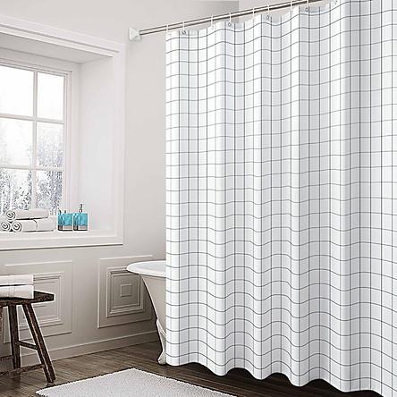 Rèm Treo Phòng Tắm BINGYOU PEVA (150 x180 cm)