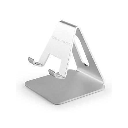 Giá Đỡ Để Bàn Điện Thoại Di Động, Máy Tính Bảng, Ipad Mini Hợp Kim Nhôm KT 6.8x6.8x7.2 Cm Hàng Chính Hãng