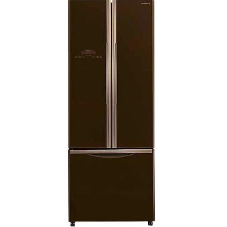 Tủ lạnh 3 cánh 405 Lít Hitachi R-FWB475PGV2 (GBW) - Nâu - Hàng Chính Hãng