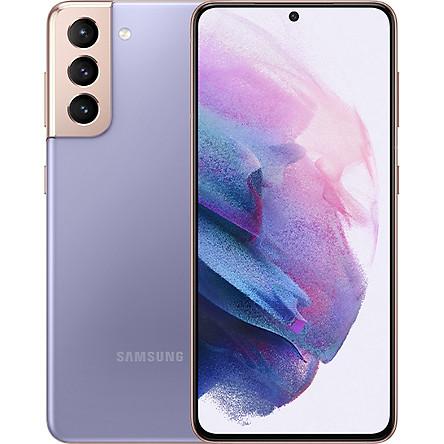 Điện thoại Samsung Galaxy S21 5G -ĐÃ KÍCH HOẠT BẢO HÀNH ĐIỆN TỬ - HÀNG CHÍNH HÃNG