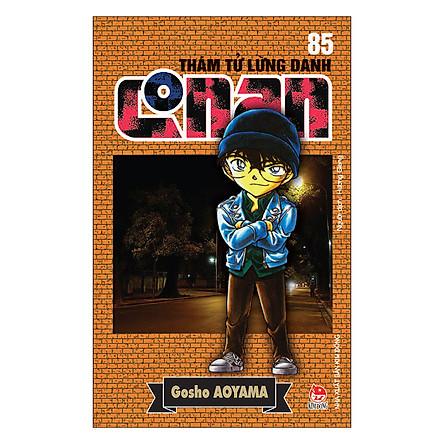 Thám Tử Lừng Danh Conan - Tập 85 (Tái Bản 2019)