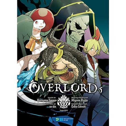 Overlord - Tập 5 (Phiên Bản Manga)