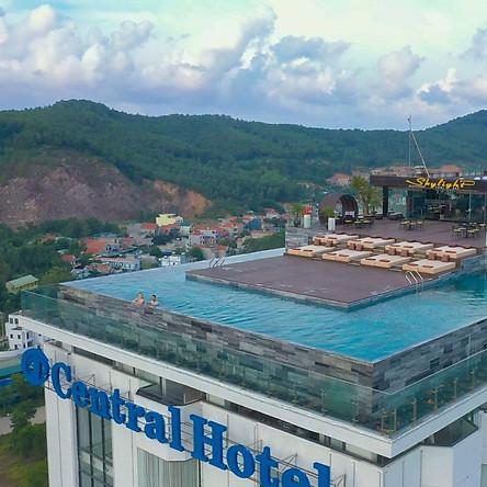 Central Luxury Hotel 5* Hạ Long - Buffet Sáng, Hồ Bơi Vô Cực, Bar Sân Thượng Cực Đẹp(Du lịch - Khách sạn)