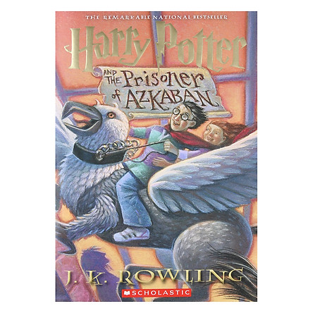 Harry Potter and the Prisoner of Azkaban (Book 3) (English Book)