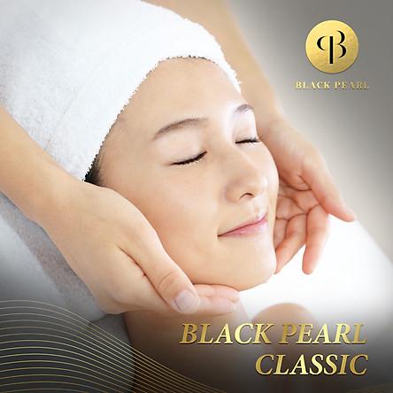 Liệu Trình Chăm Sóc Da Chuyên Sâu Ngọc Trai Đen - Black Pearl Classic Facial - Trải Nghiệm Cung Đường Làm Đẹp Mới Tại Black Pearl Wellness Institute - 30 phút