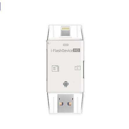 Đọc thẻ nhớ đa năng Flash Drive