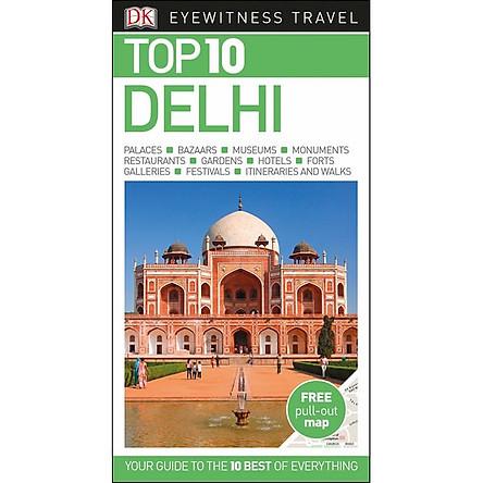 DK Eyewitness Top 10 Delhi
