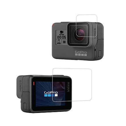 Dán cường lực camera hành trình GoPro Hero 5 Black 9H