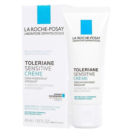 Kem Dưỡng Làm Dịu Và Bảo Vệ Da Quá Nhạy Cảm La Roche-Posay Toleriane Skincare (40ml) - M9052900