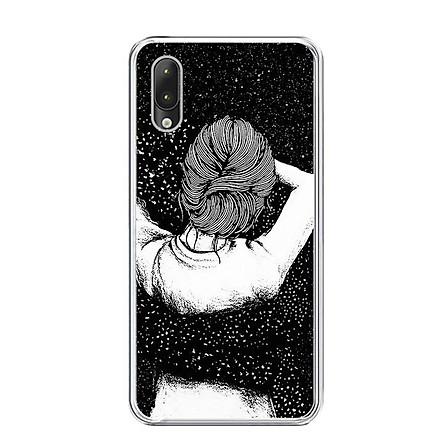 Ốp lưng dẻo cho điện thoại Vsmart Star - 0144 HUG - Hàng Chính Hãng