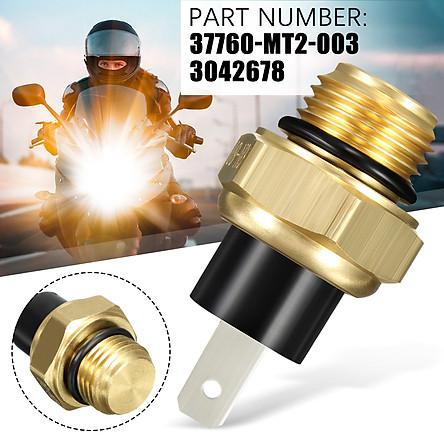 For HONDA CBR600RR CBR1000RR CBR1000F CBR1100XX Radiator Fan Thermo