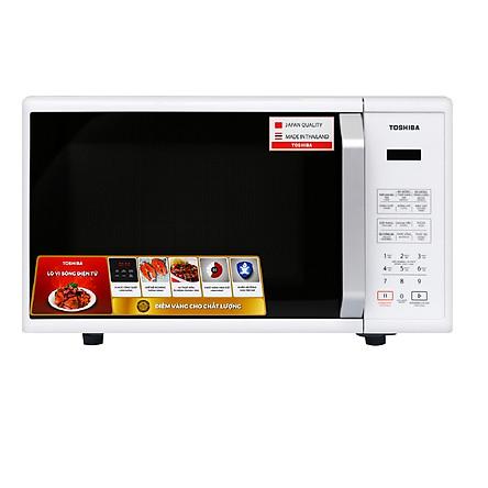 Lò vi sóng Toshiba ER-SS23(W1)VN 23 lít - HÀNG CHÍNH HÃNG