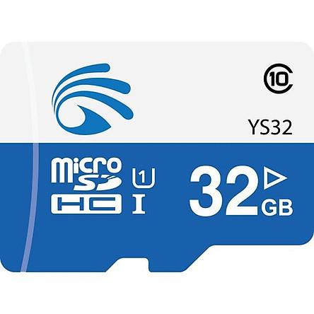 Thẻ Nhớ Camera Yoosee 32GB Class 10 ( Màu ngẫu nhiên) - Hàng Nhập Khẩu