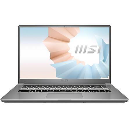 Laptop MSI Modern 15 A11M-099VN (Core i5-1135G7/ 8GB DDR4 3200MHz/ 512GB PCIe NVMe/ 15.6 FHD IPS/ Win10) - Hàng Chính Hãng