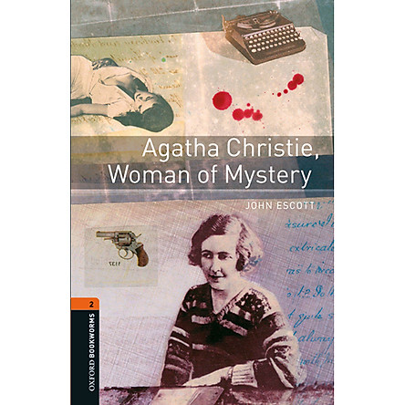 Oxford Bookworms Library (3 Ed.) 2: Agatha Christie, Woman Of Mystery Mp3 Pack
