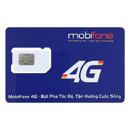 Sim 4G Mobifone Đầu số 07 (Gói M79) - Gọi 1000 phút miễn phí - Đăng ký chính chủ - Hàng Chính Hãng