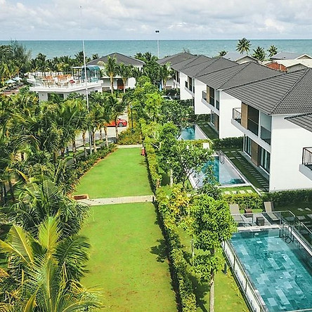 Amon Luxury Villas 4* Phú Quốc - Bữa Sáng, Hồ Bơi, Villa Cao Cấp Dành Cho 04 - 08 Người Lớn