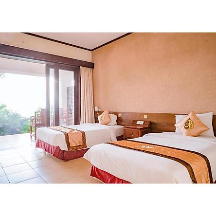 [E-Voucher] Belvedere Tam Đảo Resort 4 sao - 2N1Đ - Voucher áp dụng cho 2 người