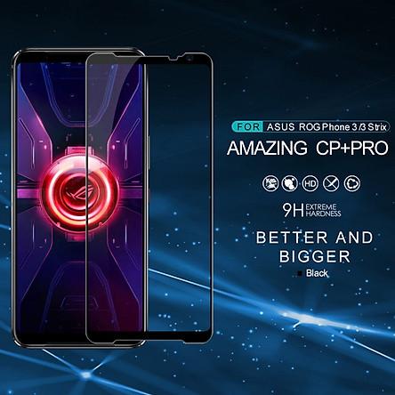 Cường lực full Rog Phone 3 Nillkin CP+ Pro - Hàng nhập khẩu