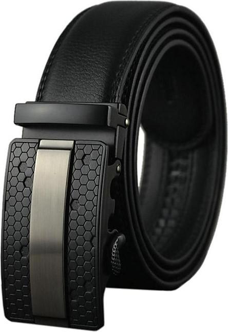 Thắt Lưng Nam Lịch Lãm AT Leather ATN01 - Đen