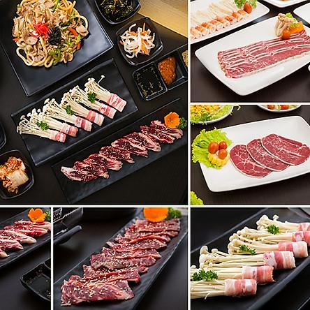 Samurai BBQ - Buffet Trưa Gần 70 Món BBQ & Lẩu Bò Mỹ, Hải Sản & Sushi