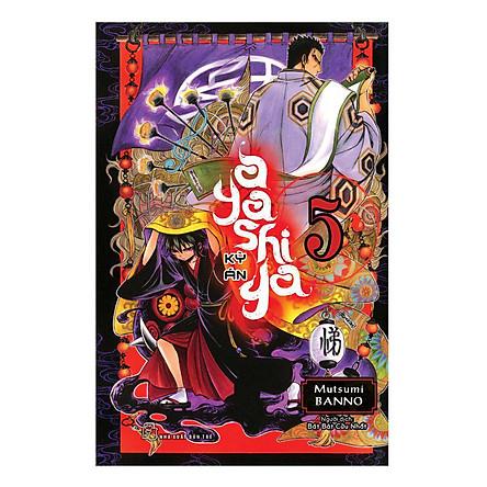 Kỳ Án Ayashiya - Tập 5