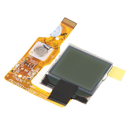 Front LCD Screen Display Replace Part for for GoPro Hero 3 Hero 3+ Silver/Black Action Camera