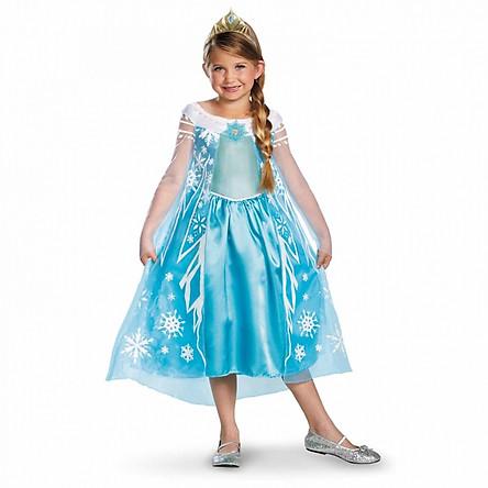 Bộ Trang Phục Nữ Hoàng Băng Giá Elsa - 56998L