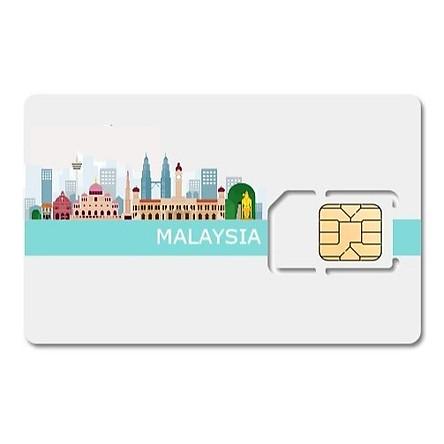 MintWIFI-SIM 4G Du lịch Malaysia tốc độ cao gói 8 ngày sử dụng