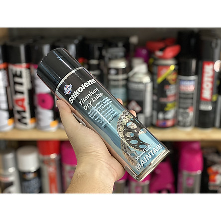 Dưỡng Sên Fuchs Titanium Dry Lube 500ml