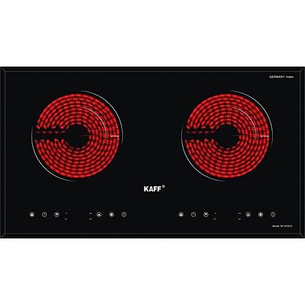 Bếp Hồng Ngoại Đôi Cảm Ứng KAFF KF-073CC - Hàng Chính Hãng