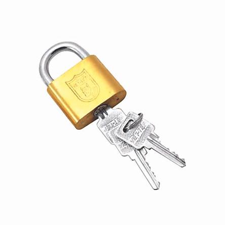 [CHÍNH HÃNG] Khoá treo đồng bấm Việt - Tiệp Cao cấp - Chống trộm   Mã SP: 0152 MB - 0145 MB - 0138 MB