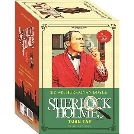 Sherlock Holmes Toàn Tập (Hộp 3 Tập) (Tái Bản 2020)