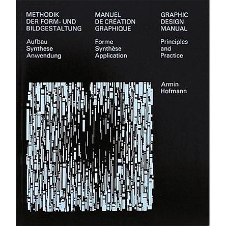 Graphic Design Manual : Principles and Practice