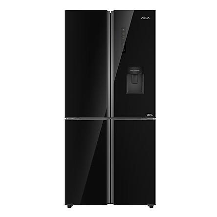 Tủ Lạnh AQUA Inverter 456 Lít AQR-IGW525EM GB - HÀNG CHÍNH HÃNG
