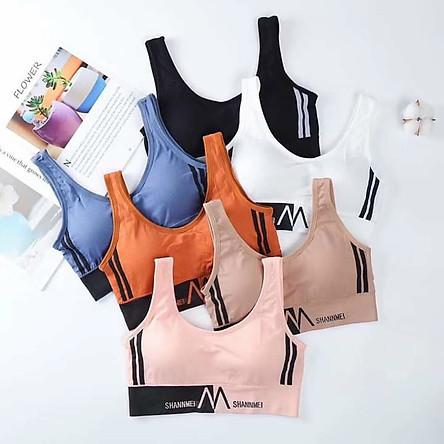 Bộ 3 áo bra nữ dáng 3 lỗ năng động cá tính - áo tập gym cao cấp - áo tập yoga nữ - Br10