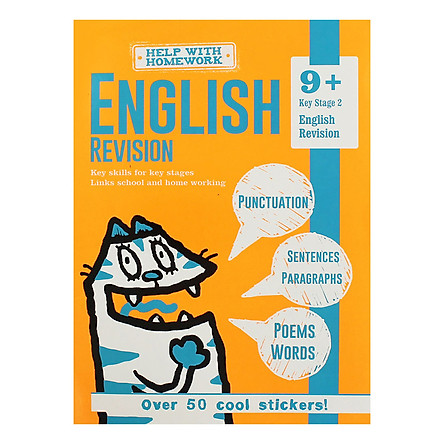 Help With Homework: 9+ English Revision