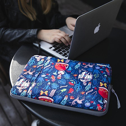 Túi chống sốc  (USA) 360° Protective Macbook - Surface 13.3inch Dazzling Blue - A13