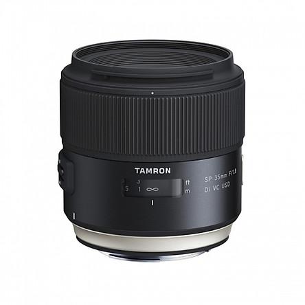 Ống kính Tamron SP 35mm F/1.8 Di VC USD For Nikon - Hàng chính hãng