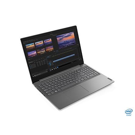 LapTop Lenovo V15 IIL (82C500NJVN)   Intel Core i3 _ 1005G1   4GB   256GB SSD PCIe   VGA INTEL   Win 10   15,6 inch HD   Hàng Chính Hãng