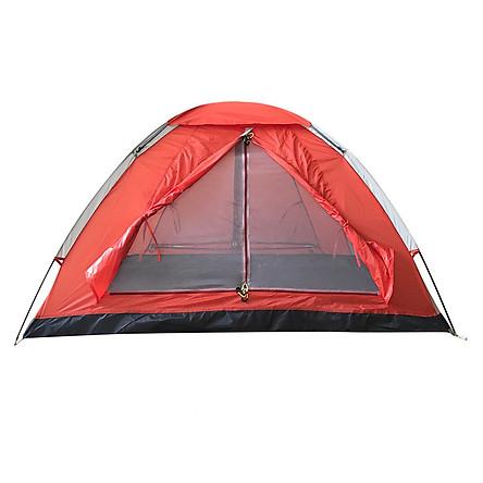 Lều 2 Người Phượt Cắm Trại Du Lịch Galaxy Store Tetragon 2PLE01 Hàng Xuất Khẩu Châu Âu (Màu Ngẫu Nhiên)