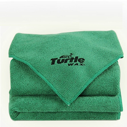 Turtle Wax Car Wash Towel 40 * 40 TW169 * 5 (5 Pack)
