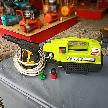 Máy rửa xe phun xịt nước áp lực cao AWA T2 Chính hãng