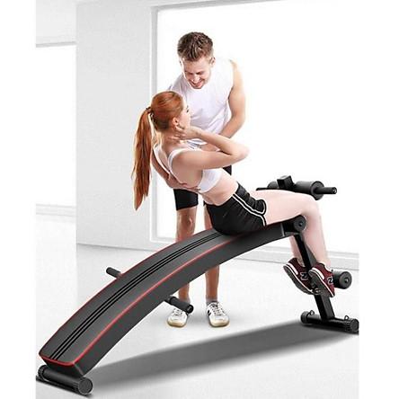 ghế cong tập cơ bụng tập GYM tại nhà-Máy tập thể dục toàn thân