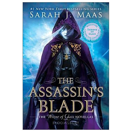 The Assassin's Blade (Miniature Character Collection) (Throne Of Glass Mini Character Collection)